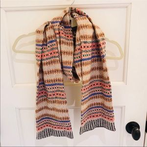 Madewell Multicolored Scarf